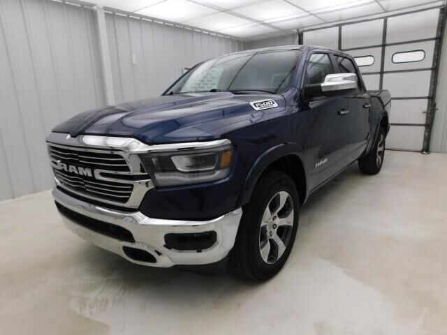 2019 Ram 1500 Laramie 4x4 Crew Cab 5'7 Box Manhattan KS