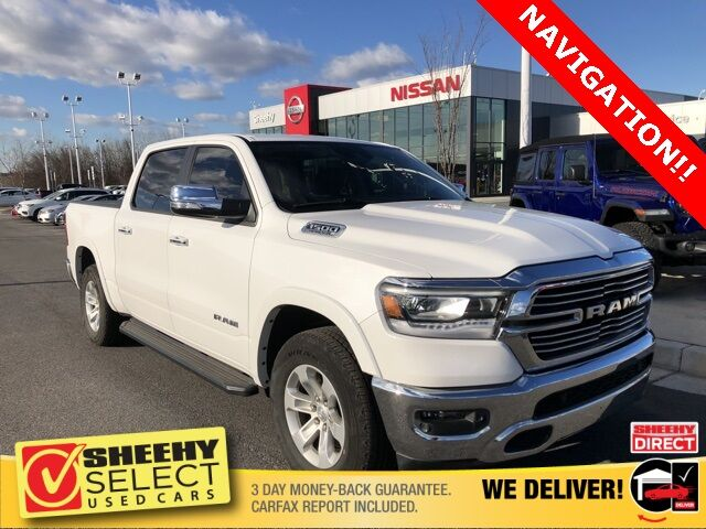 2019 Ram 1500 Laramie White Marsh MD