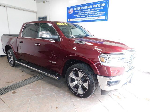 2019 Ram 1500 Laramie LEATHER NAVI SUNROOF Listowel ON