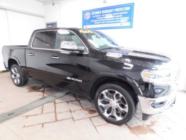 2019 Ram 1500 Laramie Longhorn LEATHER NAVI SUNROOF Listowel ON