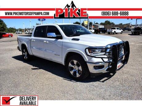 2019 Ram 1500 Laramie Pampa TX