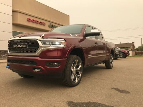 2019_Ram_1500_Limited - Manager's Demo - Loaded - Price Drop!_ Redwater AB