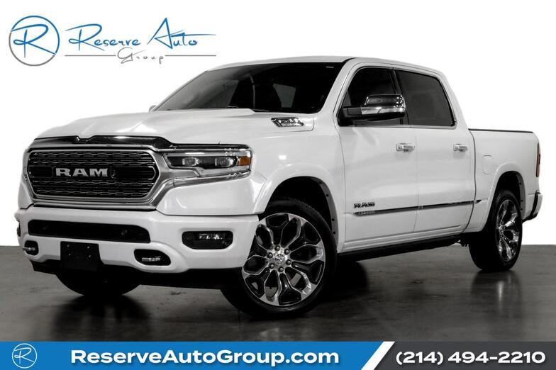2019 Ram 1500 Limited 4wd 4x4 PanoRoof Advanced Safety Group The Colony TX