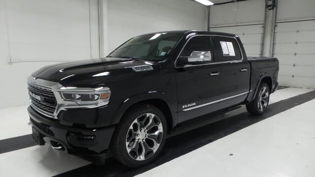 2019 Ram 1500 Limited 4x4 Crew Cab 5'7 Box Topeka KS
