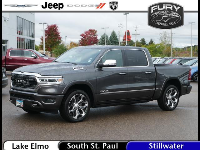 2019 Ram 1500 Limited 4x4 Crew Cab 5'7 Box Stillwater MN