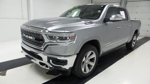 2019 Ram 1500 Limited 4x4 Crew Cab 5'7 Box Manhattan KS