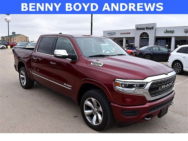 2019 Ram 1500 Limited Andrews TX