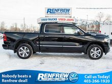 2019_Ram_1500_Limited, Pano Sunroof, Remote Start, Nav, Pwr Running Boards, He_ Calgary AB