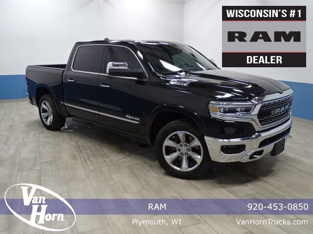 2019 Ram 1500 Limited Plymouth WI