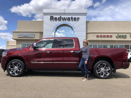 2019_Ram_1500_Limited_ Redwater AB