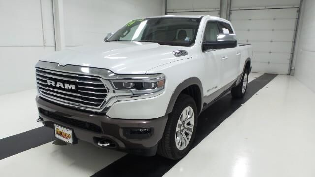 2019 Ram 1500 Longhorn 4x4 Crew Cab 5'7 Box Manhattan KS