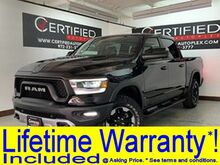 2019_Ram_1500_REBEL CREW CAB 4WD 5.7L V8 HEMI PANORAMIC ROOF NAVIGATION REAR CAMERA PARK_ Carrollton TX
