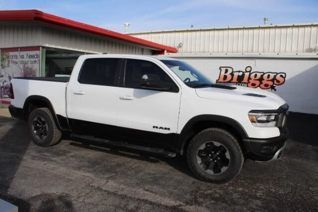2019 Ram 1500 Rebel 4x4 Crew Cab 5'7 Box Fort Scott KS