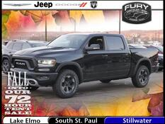 2019 Ram 1500 Rebel 4x4 Crew Cab 5'7 Box
