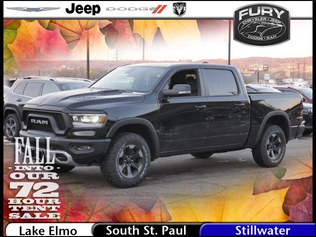 2019 Ram 1500 Rebel 4x4 Crew Cab 5'7 Box St. Paul MN