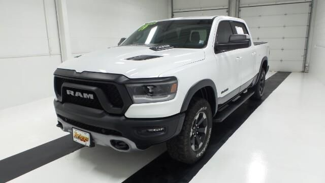 2019 Ram 1500 Rebel 4x4 Crew Cab 5'7 Box Topeka KS