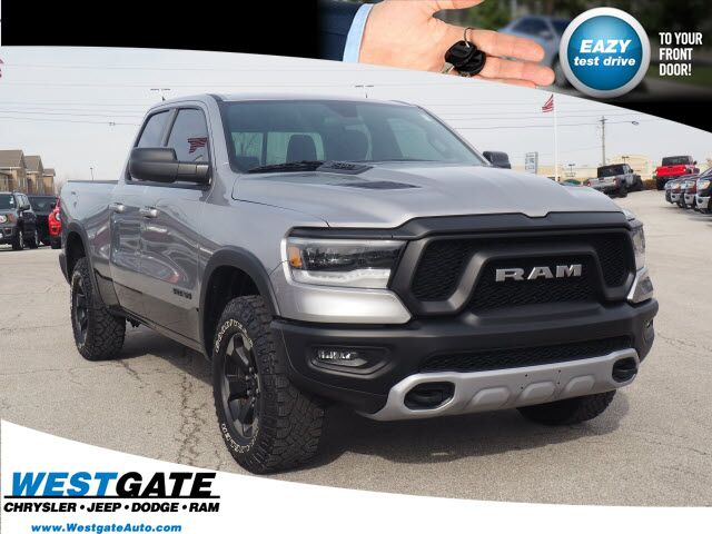 2019 Ram 1500 Rebel Plainfield IN