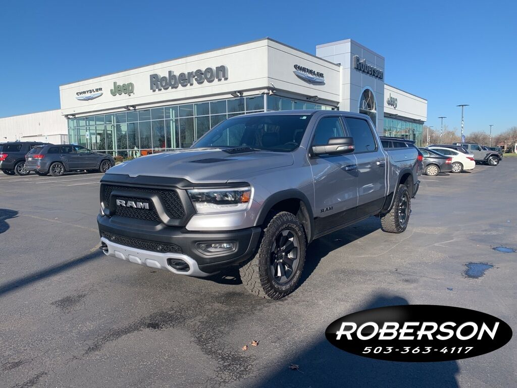 2019 Ram 1500 Rebel Salem OR