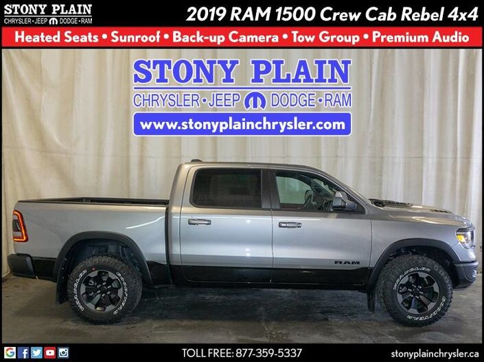 2019 Ram 1500 Rebel Stony Plain AB