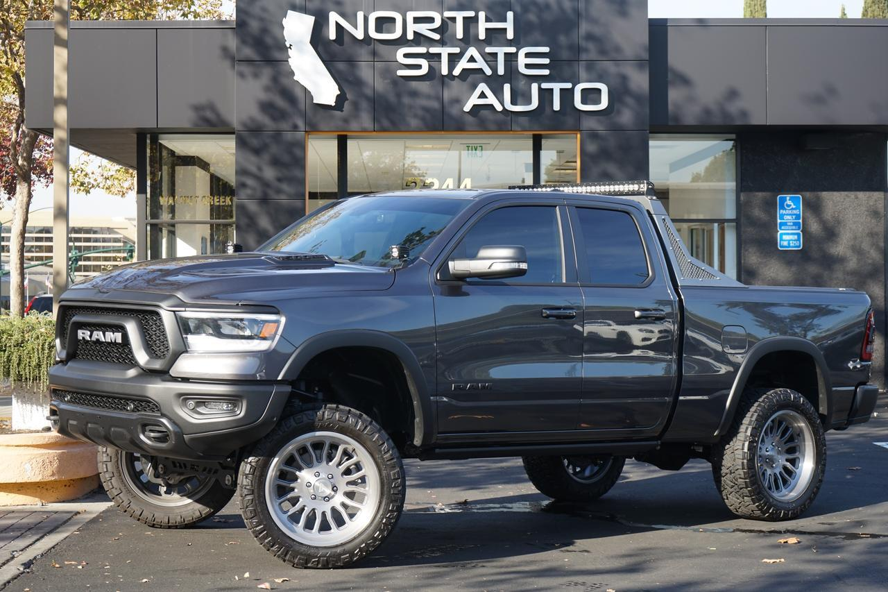 2019 Ram 1500 Rebel Walnut Creek CA