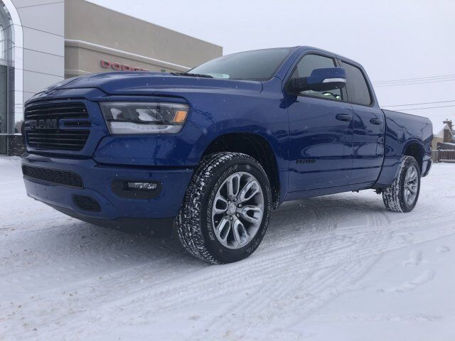 2019 Ram 1500 Sport - 5.7L Engine - Quad Cab - Heated Seats Redwater AB