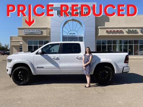 2019_Ram_1500_Sport - Rig Ready Ram with ONLY 10,012 Km's_ Redwater AB