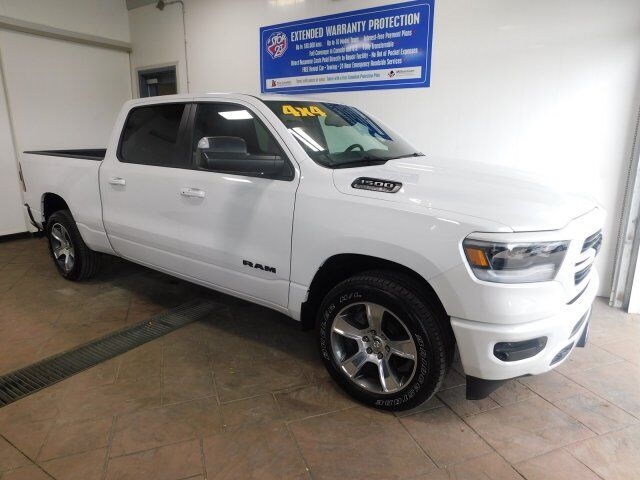 2019 Ram 1500 Sport LEATHER NAVI Listowel ON