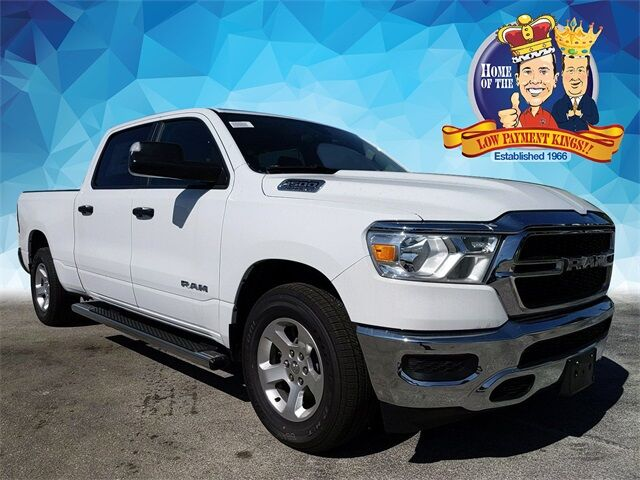 2019 Ram 1500 TRADESMAN CREW CAB 4X2 6'4 BOX Winter Haven FL