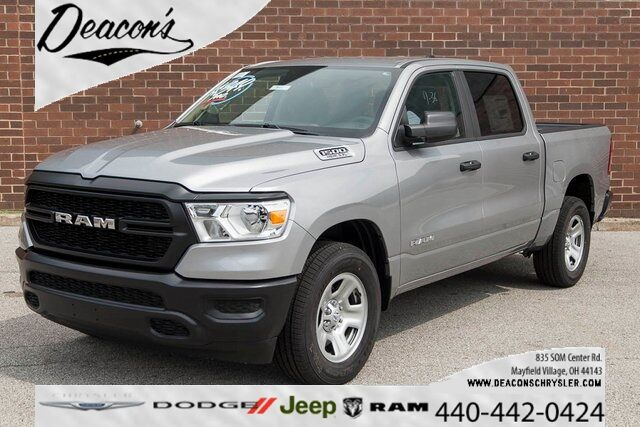 2019 Ram 1500 TRADESMAN CREW CAB 4X4 5'7 BOX Mayfield Village OH