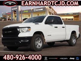 2019_Ram_1500_TRADESMAN QUAD CAB 4X2 6'4 BOX_ Phoenix AZ