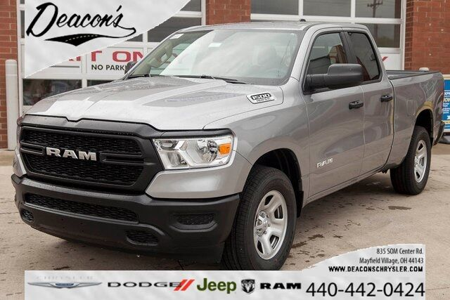 2019 Ram 1500 TRADESMAN QUAD CAB 4X4 6'4 BOX Mayfield Village OH