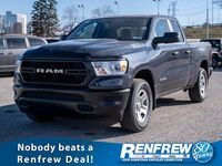Ram 1500 Tradesman 4x4 Quad Cab 6'4 Box 2019