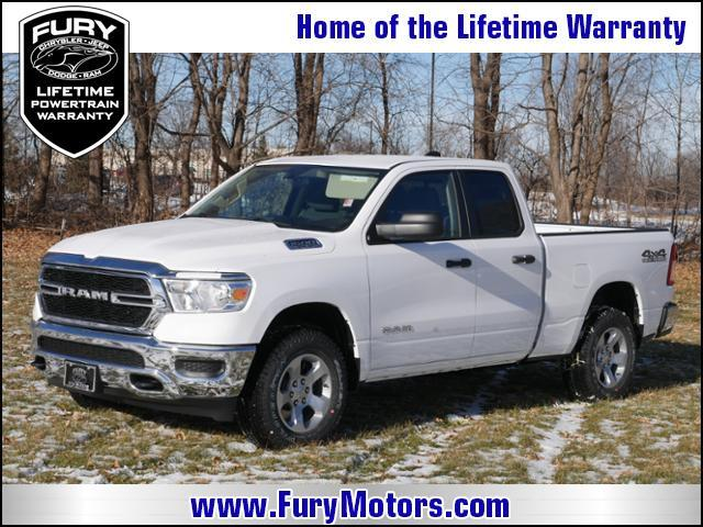 2019 Ram 1500 Tradesman 4x4 Quad Cab 6'4 Box St. Paul MN
