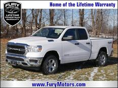 2019 Ram 1500 Tradesman 4x4 Quad Cab 6'4 Box