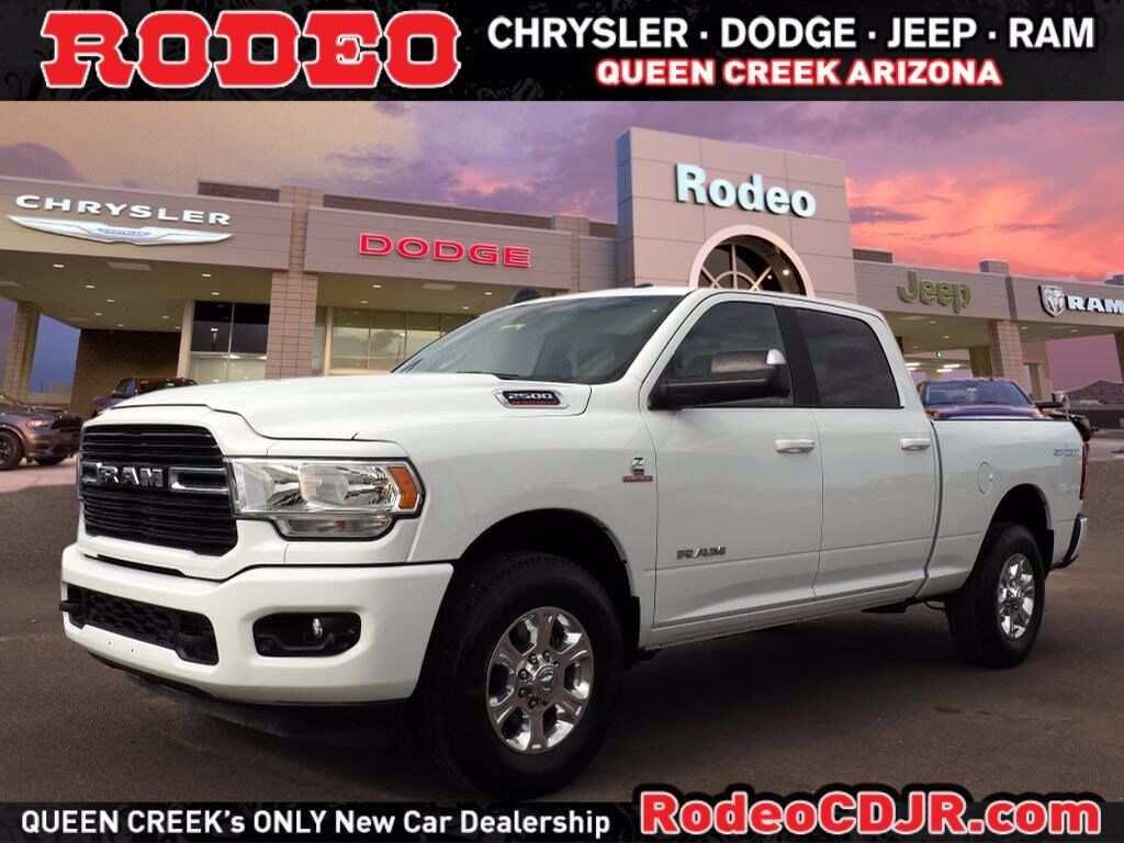 2019 Ram 2500 BIG HORN CREW CAB 4X2 6'4 BOX Queen Creek AZ