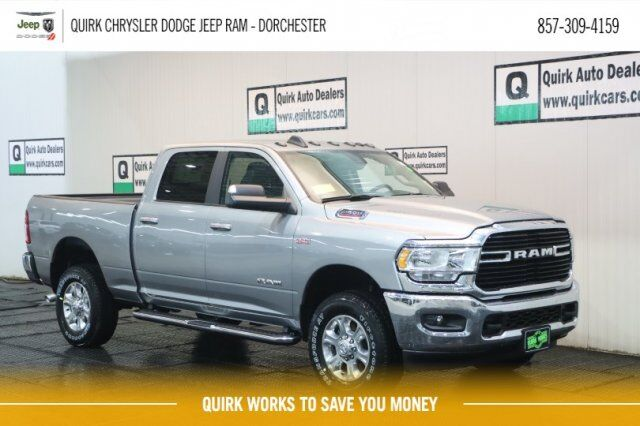 2019 Ram 2500 BIG HORN CREW CAB 4X4 6'4 BOX Boston MA