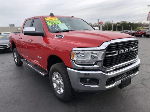 2019_Ram_2500_Big Horn 4x4 Crew Cab 6'4 Box_ Evansville IN