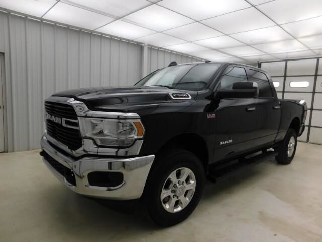 2019 Ram 2500 Big Horn 4x4 Crew Cab 6'4 Box Manhattan KS