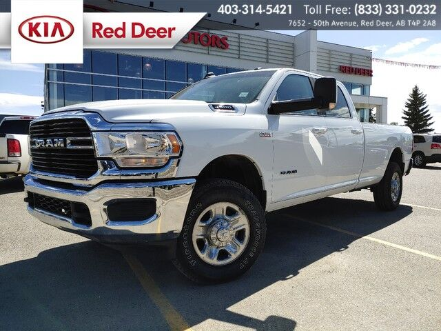 2019 Ram 2500 Big Horn, 6.4L Hemi, Long Box, Trailer Brake Controller Red Deer AB