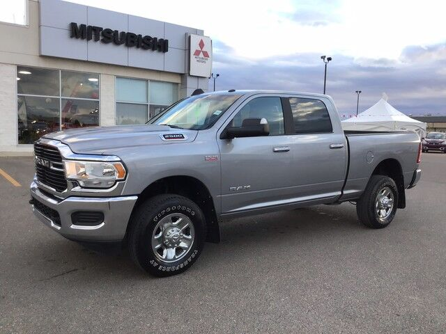 2019 Ram 2500 Big Horn Lethbridge AB