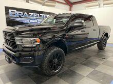 2019_Ram_2500_Laramie, Mega Cab, Night Edition, New Nitto Tires, Level 2 Equipment, Sunroof, Air Suspension_ Houston TX