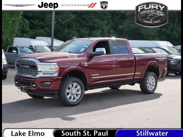2019 Ram 2500 Limited 4x4 Crew Cab 6'4 Box Lake Elmo MN