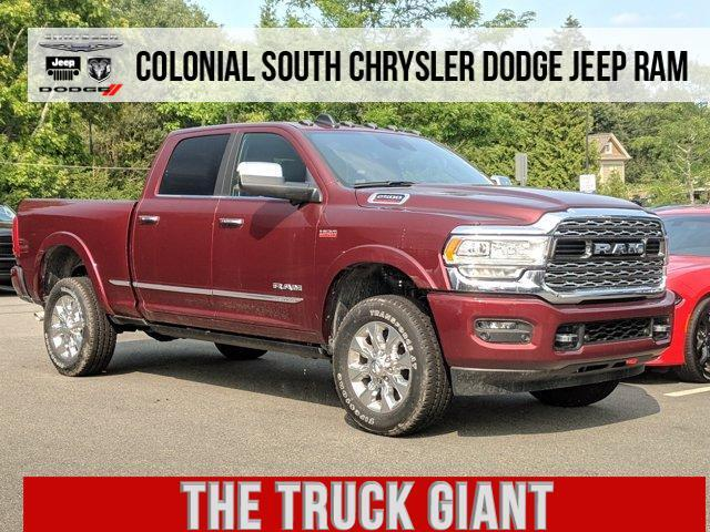 2019 Ram 2500 Limited 4x4 Crew Cab 6'4 Box Dartmouth MA