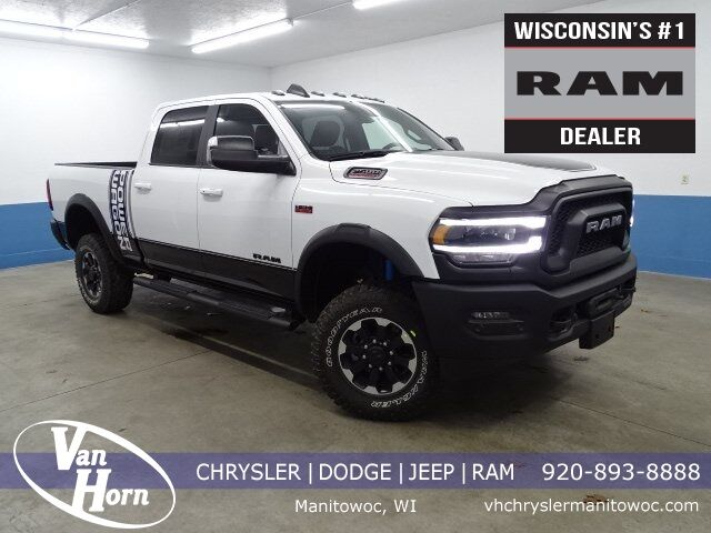 2019 Ram 2500 POWER WAGON CREW CAB 4X4 6'4 BOX Manitowoc WI