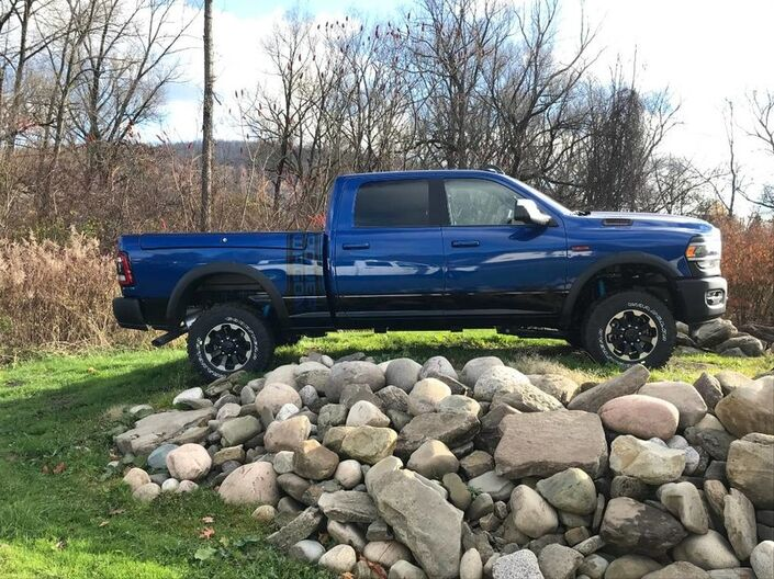2019 Ram 2500 Power Wagon Rock City NY