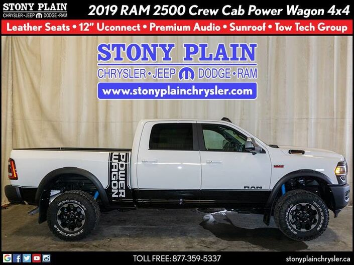 2019 Ram 2500 Power Wagon Stony Plain AB