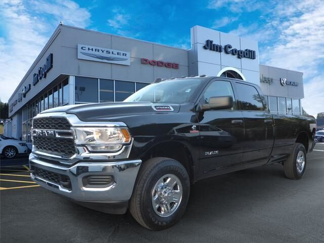 2019 Ram 2500 TRADESMAN CREW CAB 4X4 8' BOX Knoxville TN