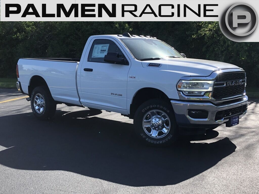 2019 Ram 2500 TRADESMAN REGULAR CAB 4X4 8' BOX