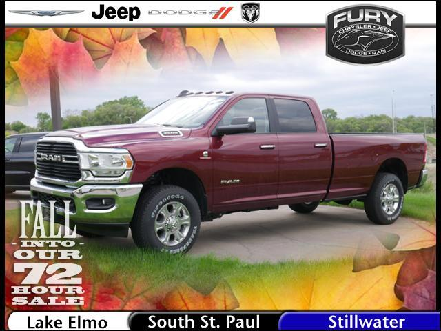 2019 Ram 3500 4x4 Crew Cab 8' Box St. Paul MN