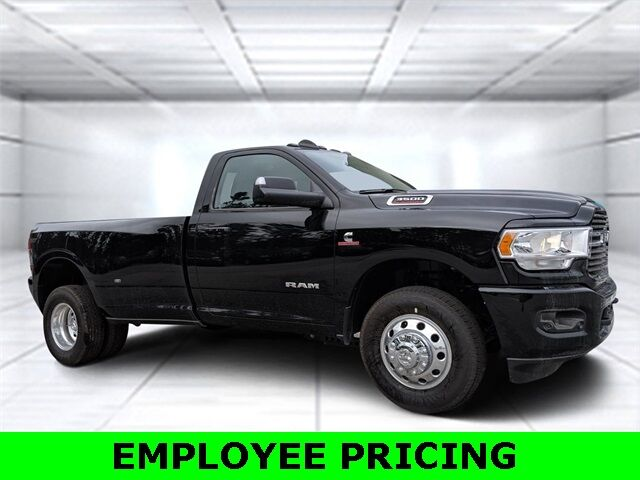 2019 Ram 3500 BIG HORN REGULAR CAB 4X2 8' BOX Davenport FL